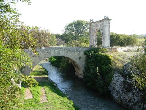 Le Pont-Flavien de Saint-Chamas