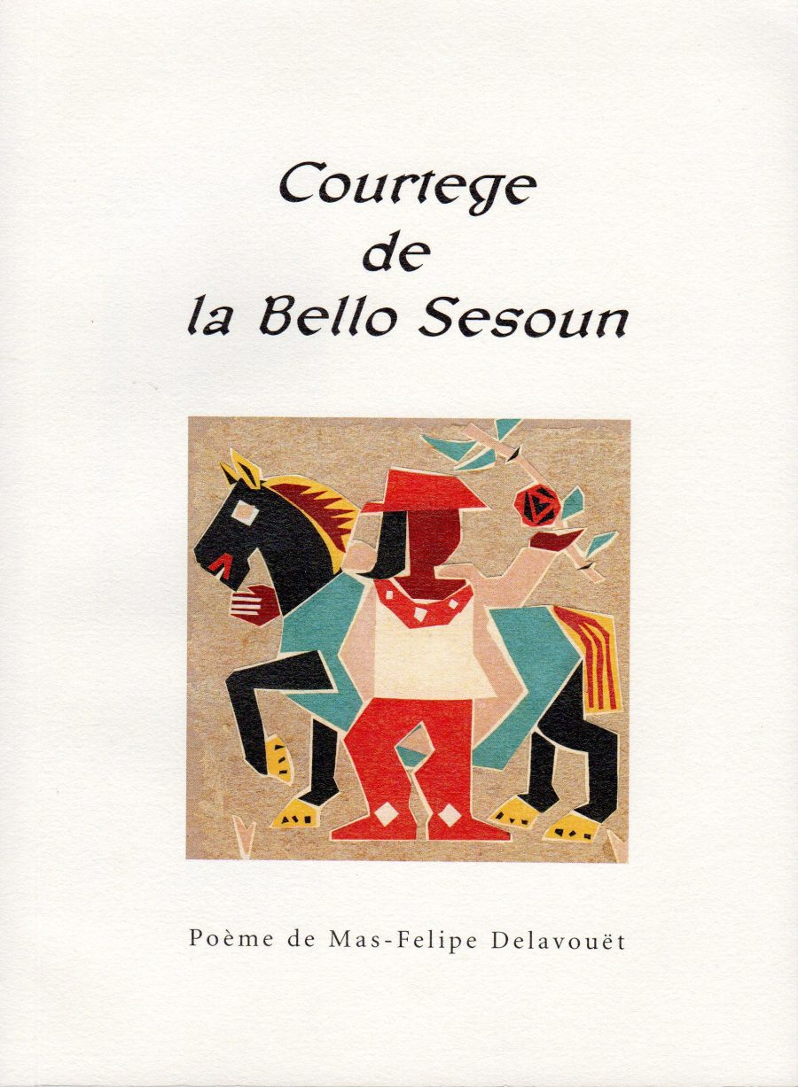 2012. Courtege de la Bello Sesoun.