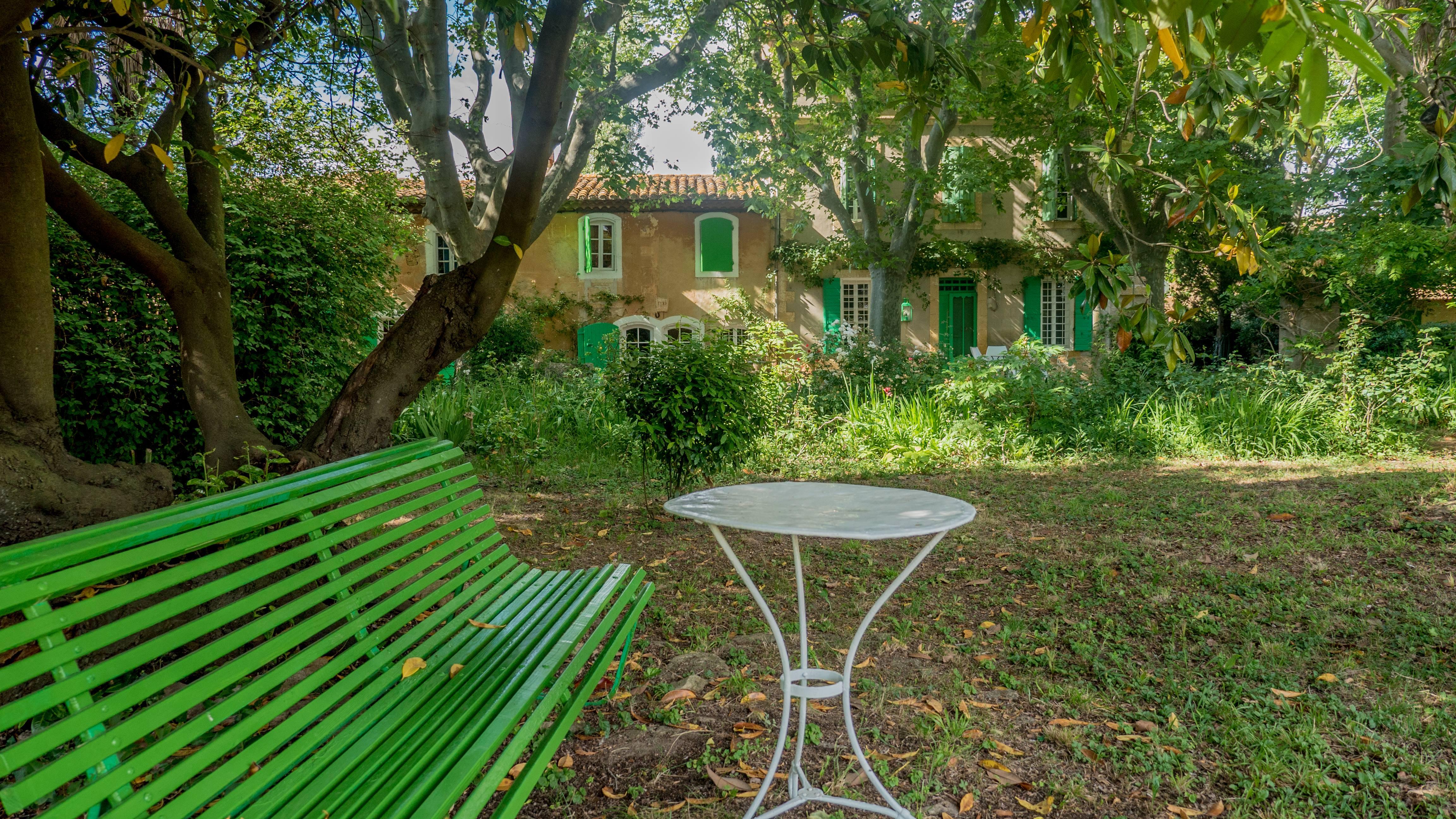 Bayle Vert Jardin